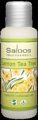 Лимонное чайное дерево